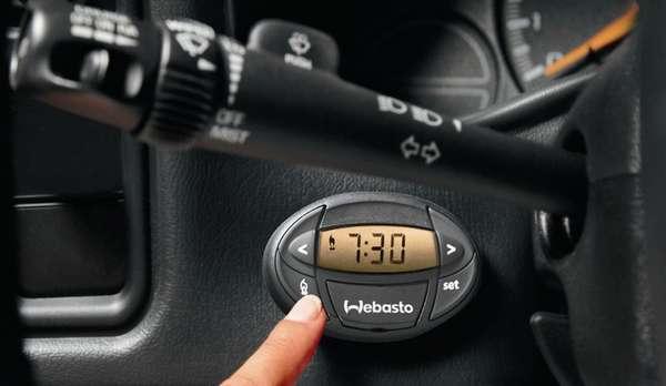 Что такое Webasto в машине, и как им пользоваться