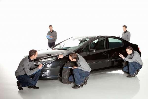Оценка ущерба машины после ДТП