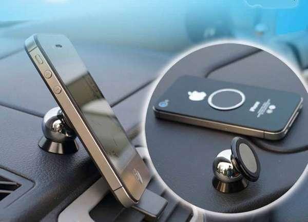 держатель для телефона в авто на воздуховод