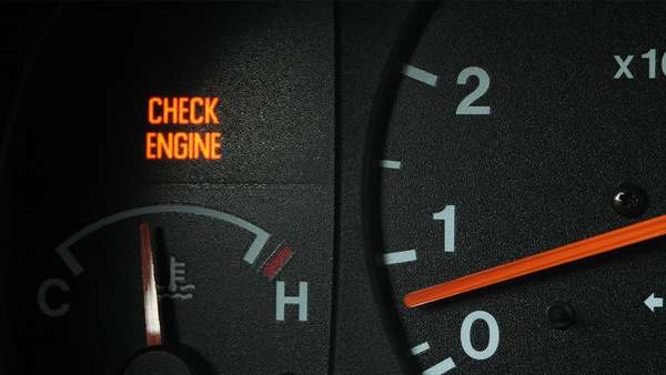 Индикатор «Check Engine»