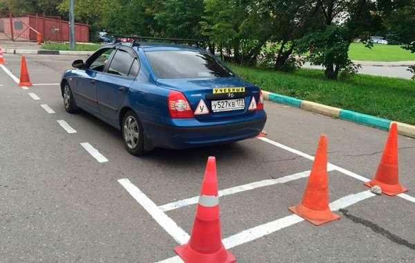 Переоборудование автомобиля частным инструктором