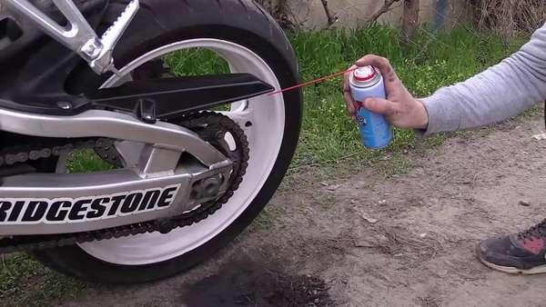 Применение литиевой смазки