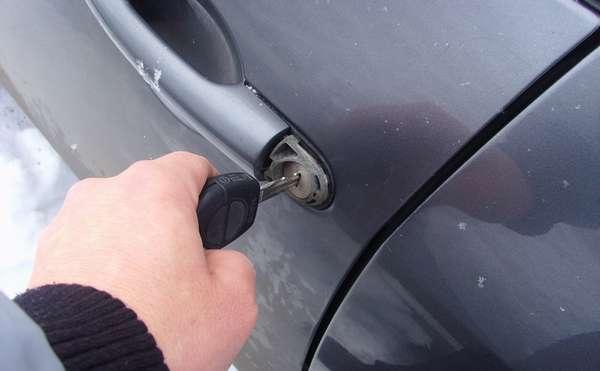 Способы открытия дверей автомобиля