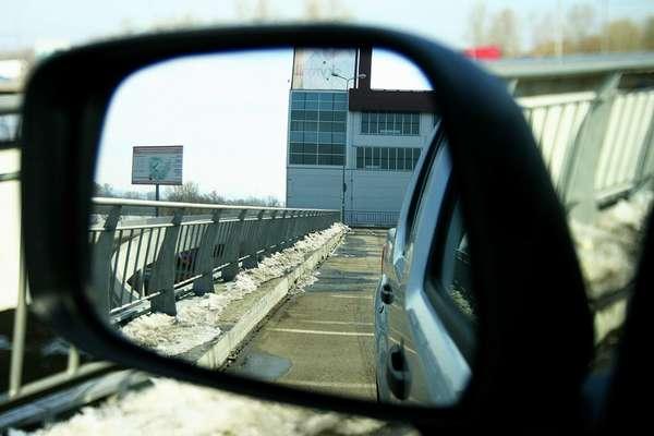 Настроить автомобильные зеркала