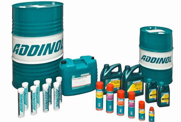 Ассортимент масла Addinol