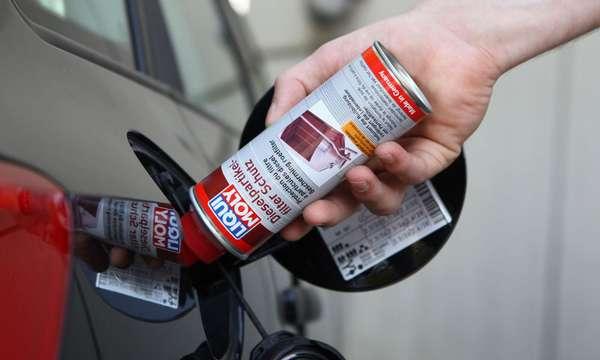 Топливные присадки для бензина