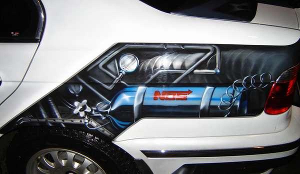 Как работает закись азота в автомобиле