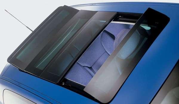 Панорамный люк на авто