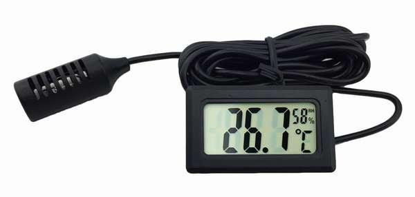 Функциональные возможности термометра
