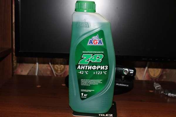 AGA Z42