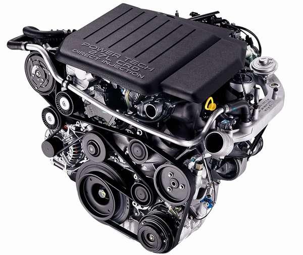 Замена двигателя на контрактный мотор