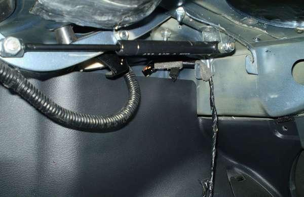 Электрические амортизаторы багажника