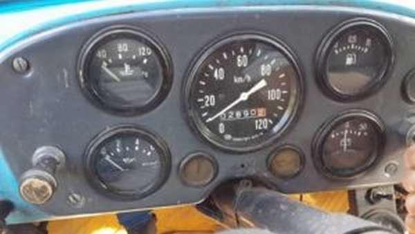 Датчик давления в ГАЗ 53