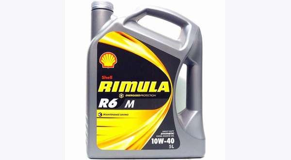 Shell Rimula R6 LM 10w