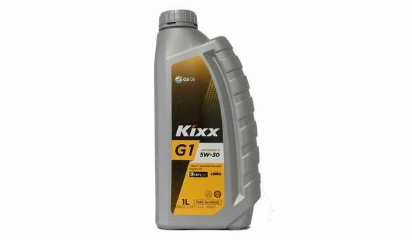 Моторное масло Kixx 5W-30
