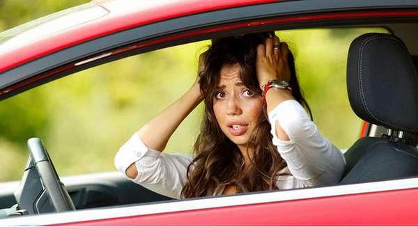 Психологическое состояние водителя