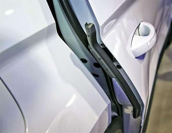 Автозакрытие дверей автомобиля