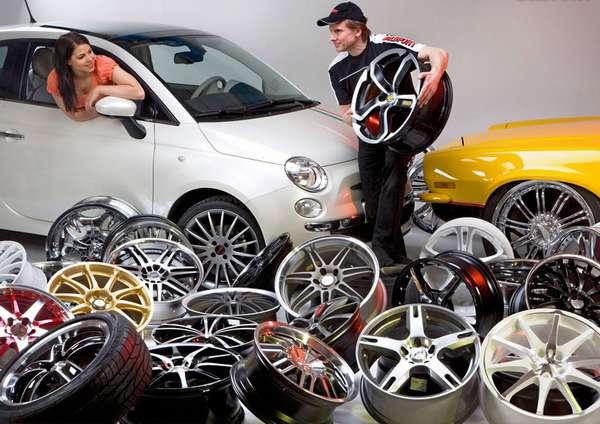 Продажа колесных дисков для авто