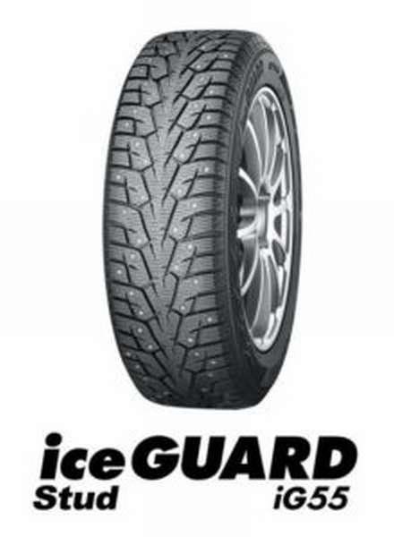 Зимние шины Yokohama ice guard IG55