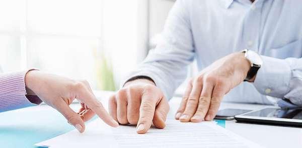Подготовка документов на регистрацию