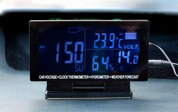 Популярные модели термометров