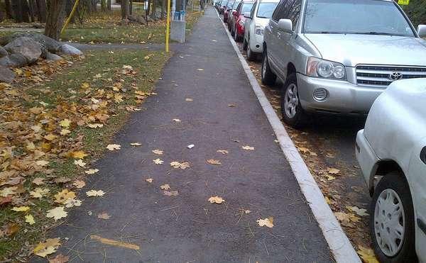 Что такое тротуар