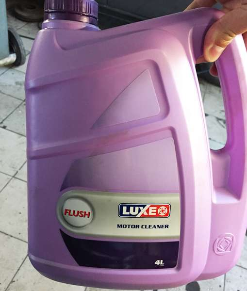 Luxe Motor Flush