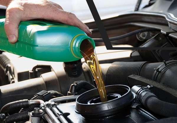 Моторное масло для двигателя