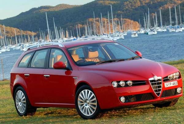 Alfa Romeo Спортуагон