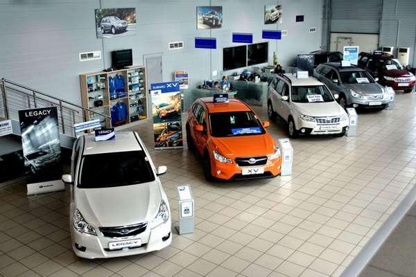 Продажа авто через салон