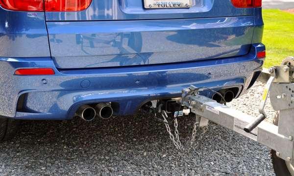 Виды прицепных устройств для автомобиля
