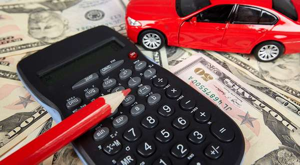 Накопления на покупку автомобиля