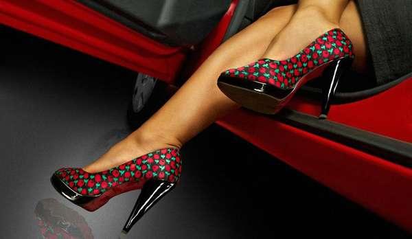 Как выбрать обувь для вождения