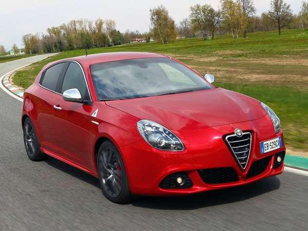 Где производят автомобили Alfa Romeo