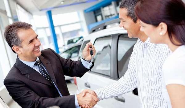 Автосалон предоставляет подменное авто клиенту
