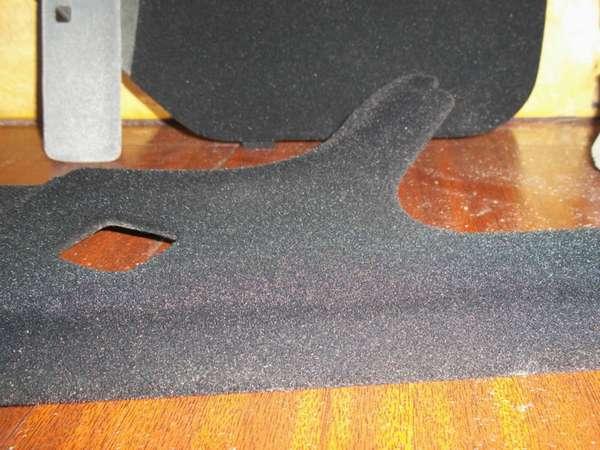 Флок ткань для салона авто