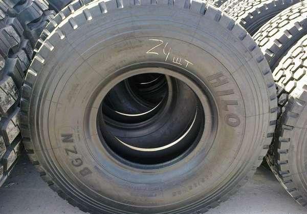 Радиальные шины
