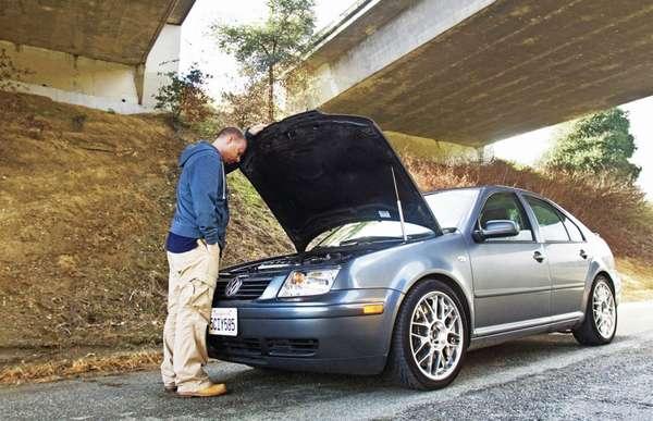 Что делать, если машина глохнет при нажатии на газ