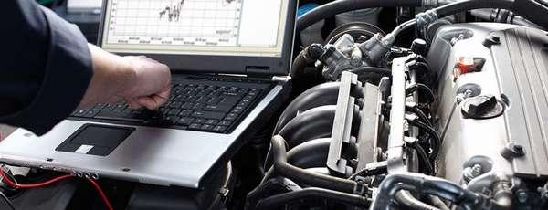 Контроль технического состояния авто