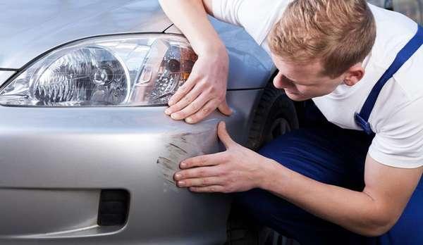 Как убрать царапины на кузове автомобиля