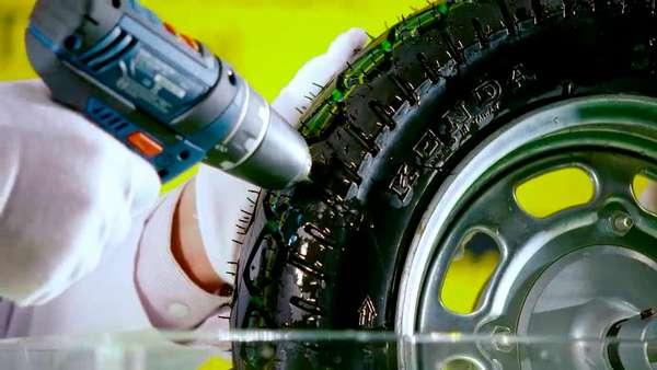 Что такое герметик для шин