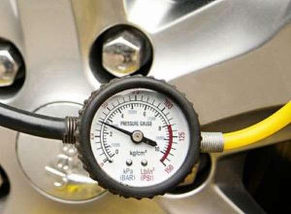 единицы измерения давления в шинах