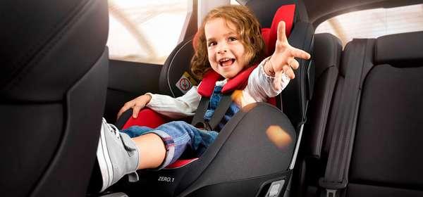 Штраф за непристёгнутый ремень у ребенка