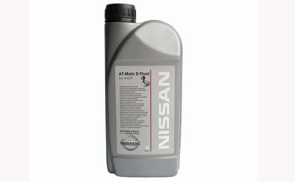 Nissan AT- Matic D