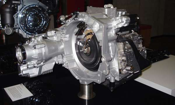Коробка Direct Shift Gearbox