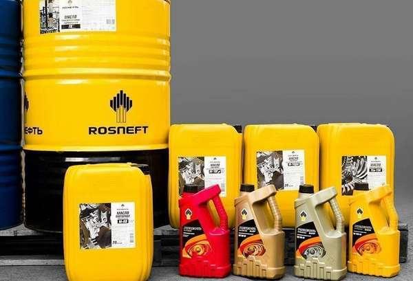 Масляная жидкость Роснефть