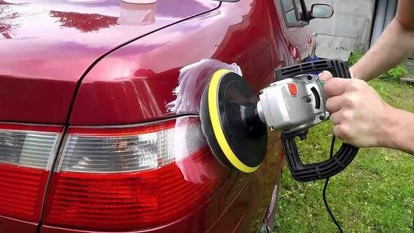Зачем полируют автомобили