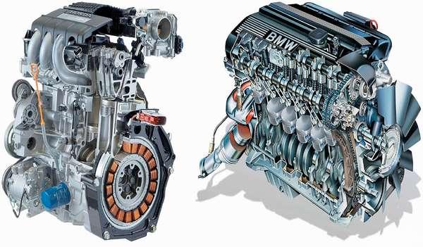 Отличие дизельного двигателя от бензинового