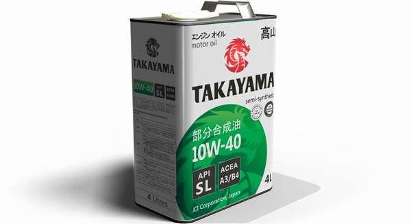 Takayama 10W40