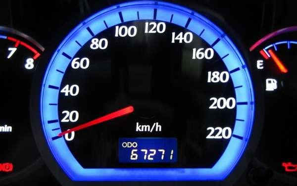 Как проверить пробег автомобиля